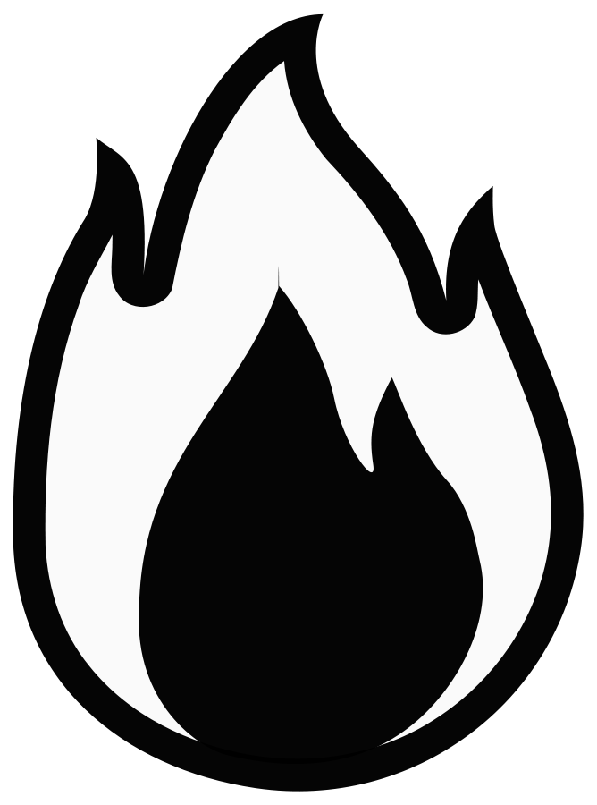 Flame clipart #6, Download drawings