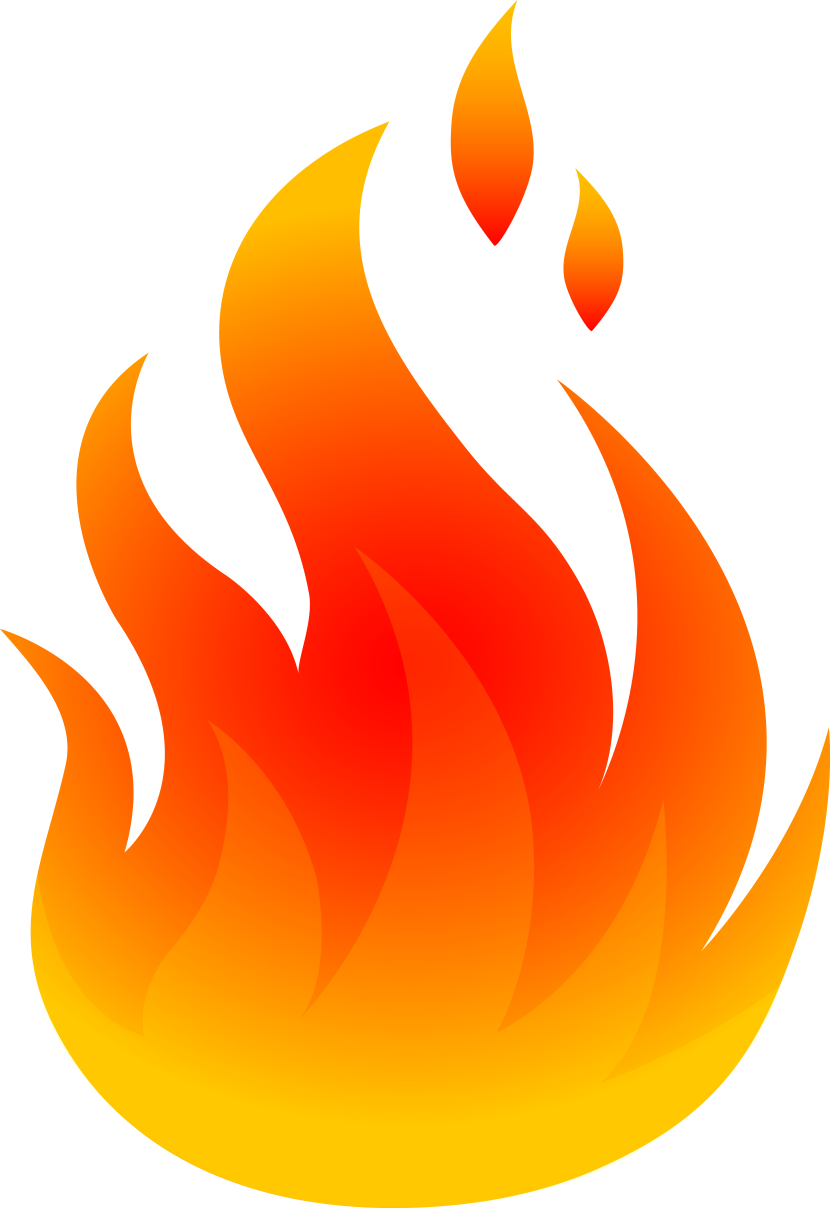 Flames clipart #20, Download drawings