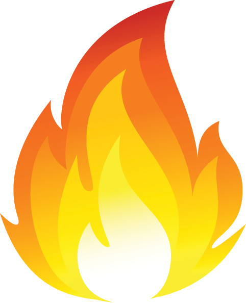 Flames clipart #7, Download drawings