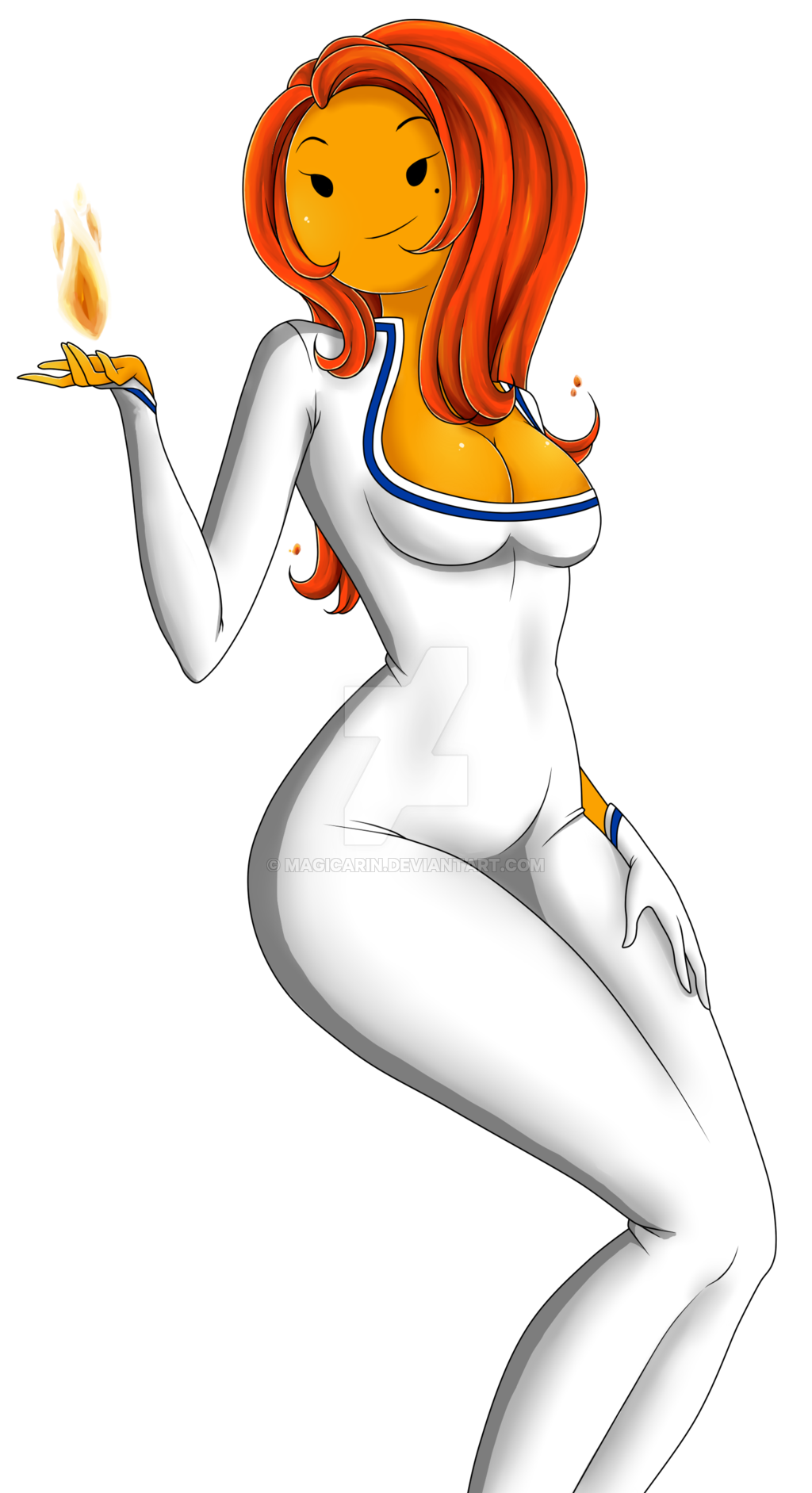 Flame Queen clipart #3, Download drawings