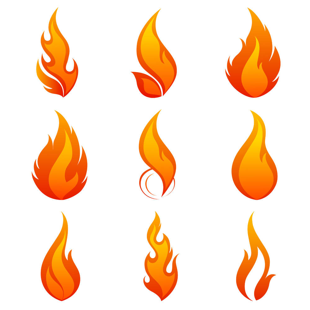 Flame svg #14, Download drawings