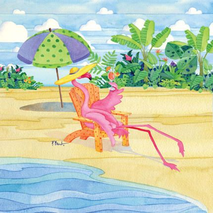 Flamenco Beach clipart #10, Download drawings