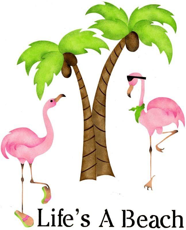 Flamenco Beach clipart #6, Download drawings