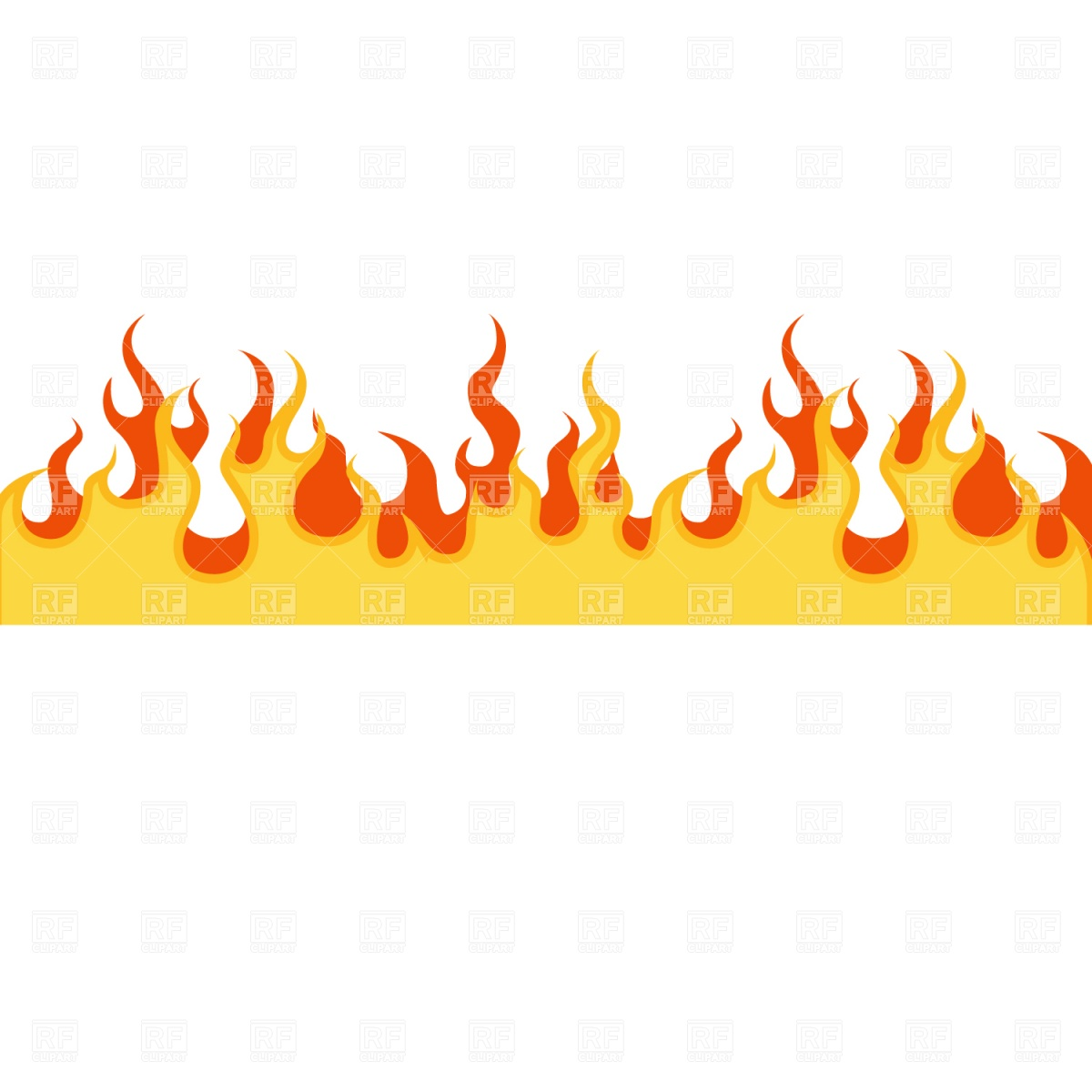 Flames clipart #8, Download drawings