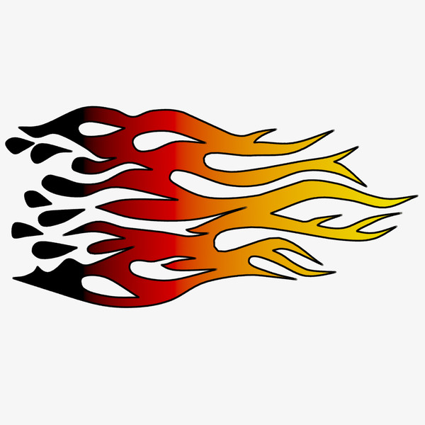 Flames clipart #6, Download drawings
