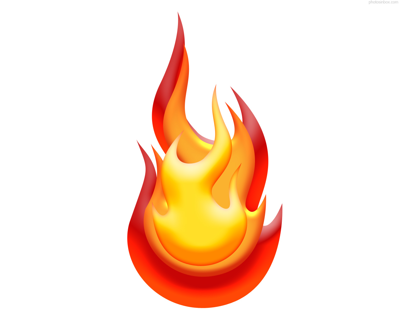 Flames clipart #9, Download drawings