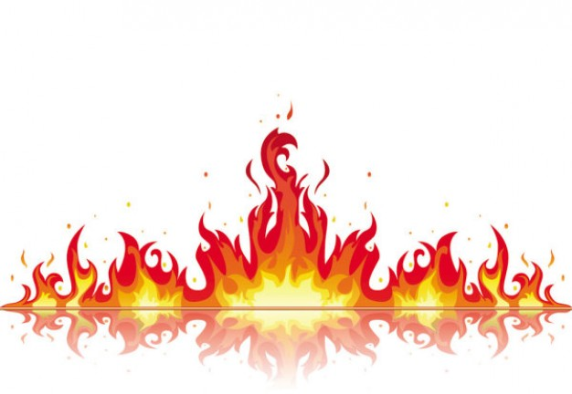Flames clipart #19, Download drawings