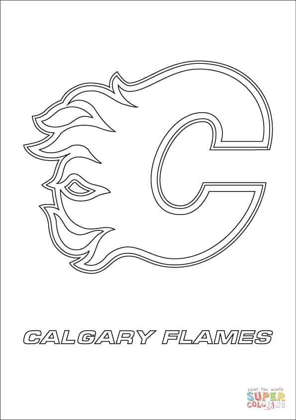 Flames coloring #20, Download drawings
