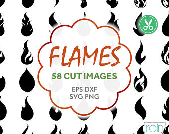 Flames svg #16, Download drawings