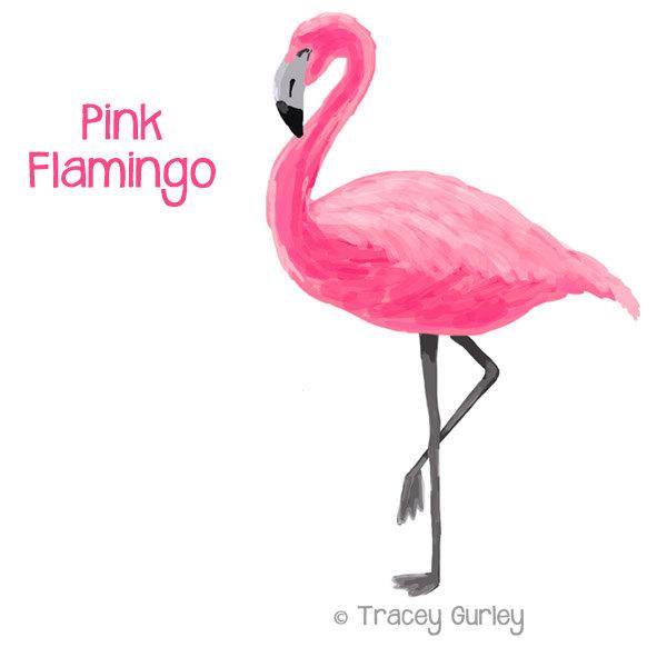 Flamingo clipart #10, Download drawings