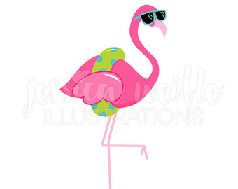 Flamingo clipart #6, Download drawings