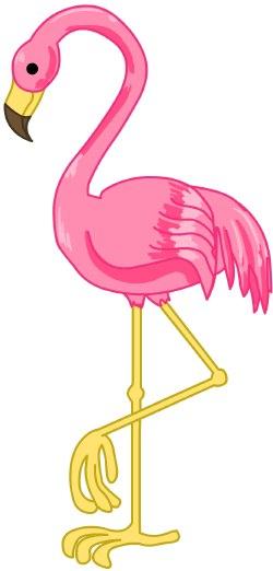 Flamingo clipart #19, Download drawings