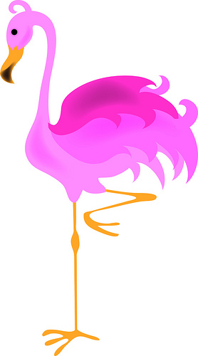 Flamingo clipart #14, Download drawings