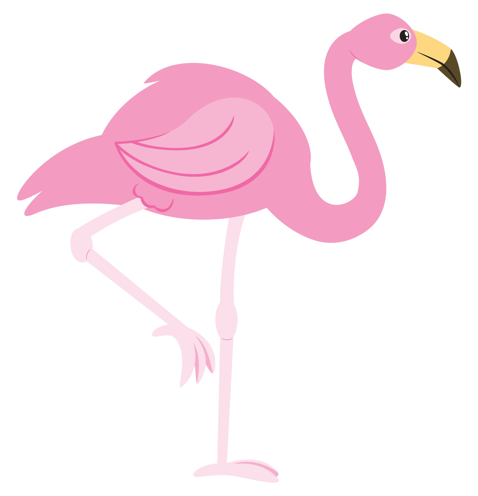 Flamingo clipart #13, Download drawings
