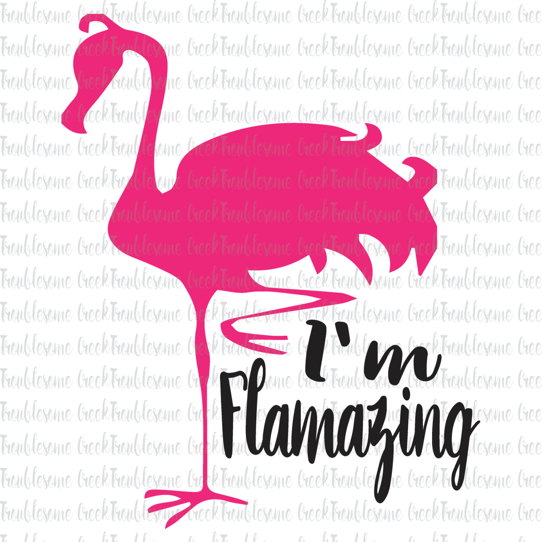Flamingo svg #6, Download drawings