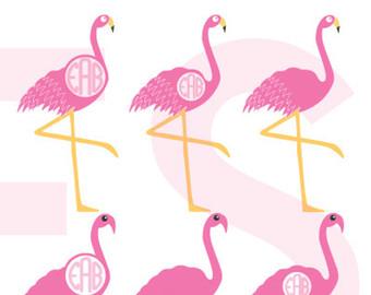 Flamingo svg #18, Download drawings