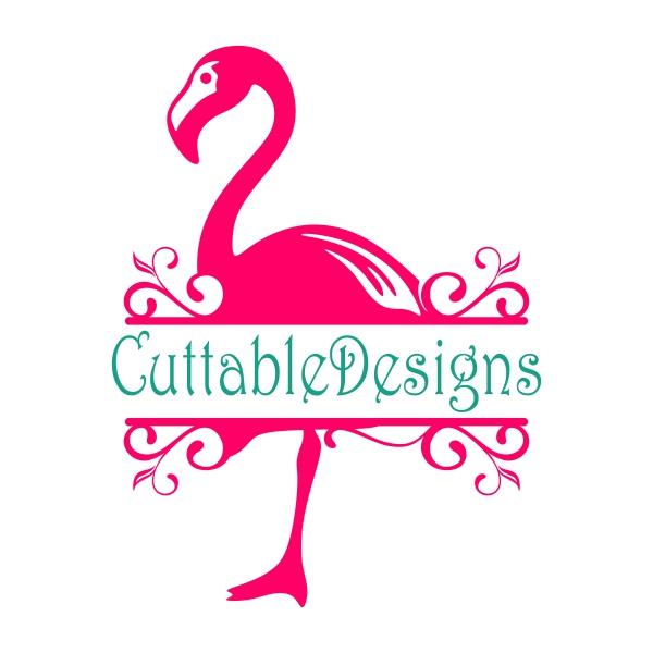 Flamingo svg #2, Download drawings