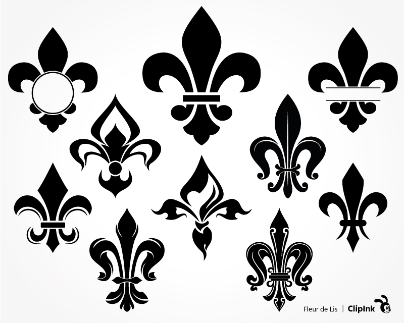fleur de lis svg #953, Download drawings