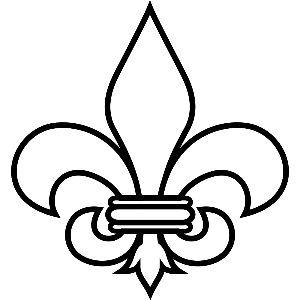 Fleur-de-lis clipart #4, Download drawings
