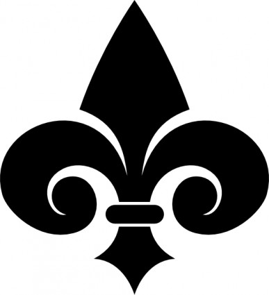 Fleur-de-lis clipart #9, Download drawings
