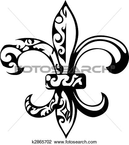 Fleur-de-lis clipart #12, Download drawings