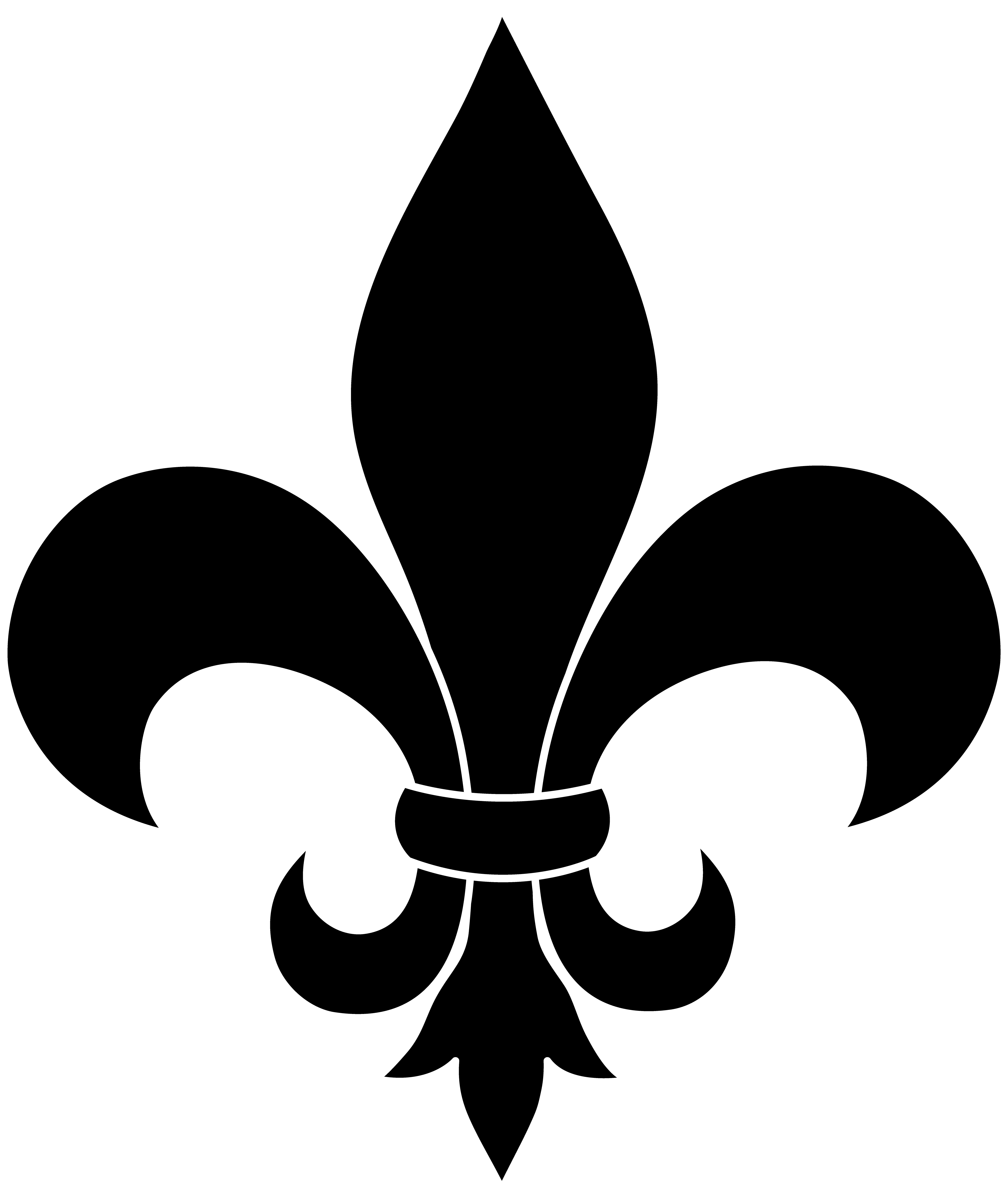 Fleur-de-lis clipart #3, Download drawings