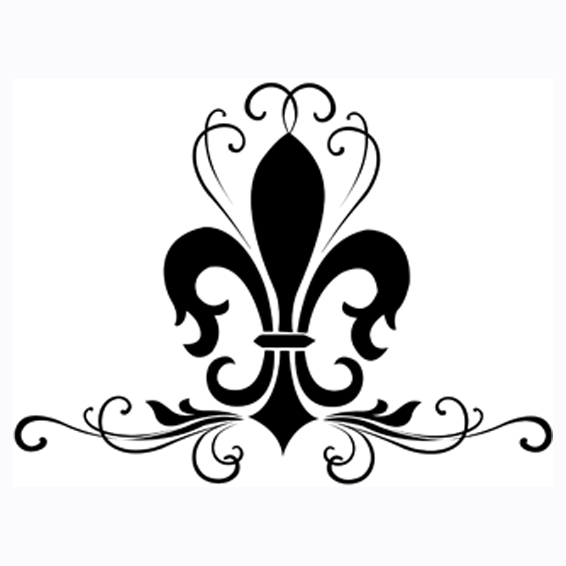 Fleur-de-lis clipart #5, Download drawings