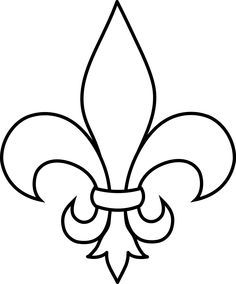 Fleur-de-lis clipart #10, Download drawings