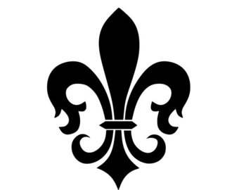 Fleur-de-lis svg #13, Download drawings