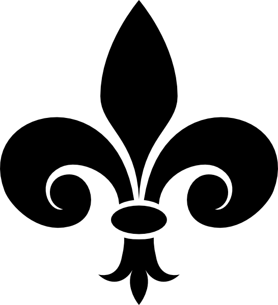 Fleur-de-lis svg #8, Download drawings