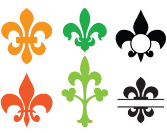 Fleur-de-lis svg #18, Download drawings