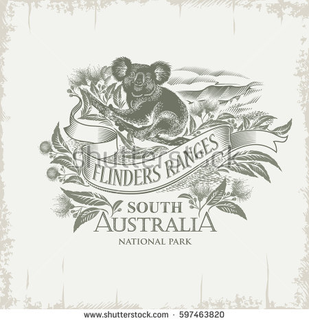 Flinders Ranges clipart #2, Download drawings