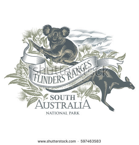 Flinders Ranges clipart #3, Download drawings