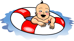Floating clipart #16, Download drawings