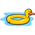 Floating clipart #5, Download drawings