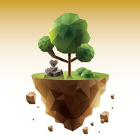 Floating Island svg #11, Download drawings