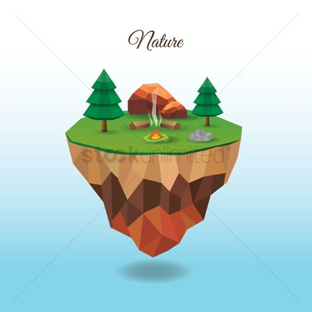Floating Island svg #4, Download drawings