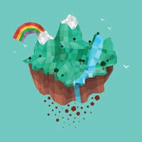 Floating Island svg #5, Download drawings