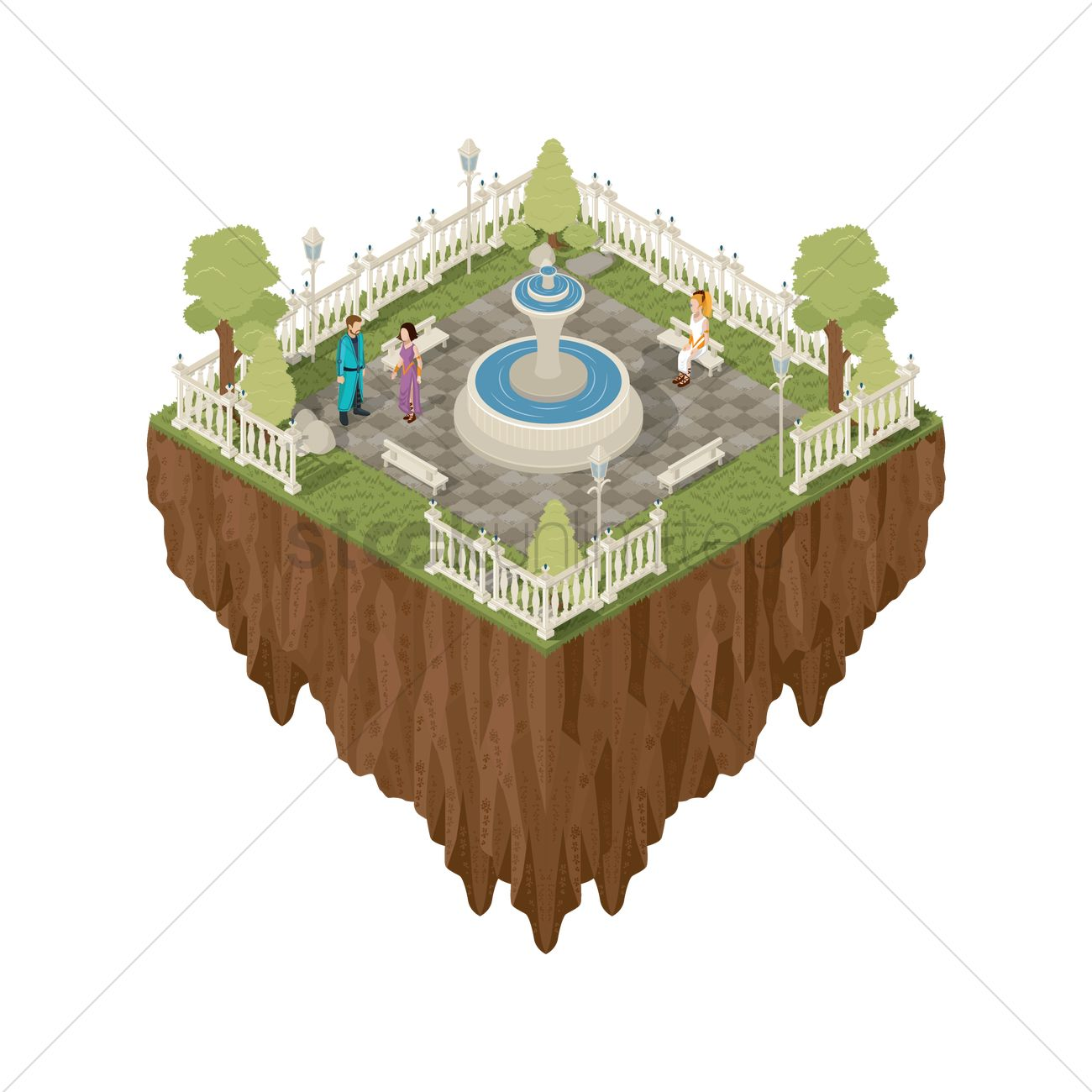 Floating Island svg #16, Download drawings