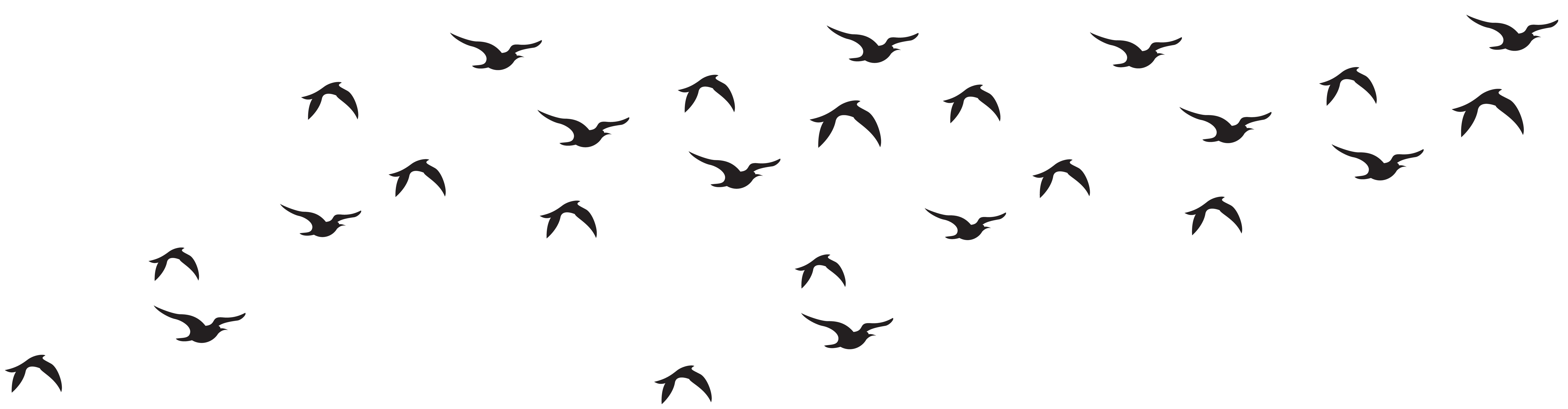 Flock Of Birds clipart #4, Download drawings
