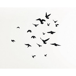 Flock Of Birds clipart #12, Download drawings