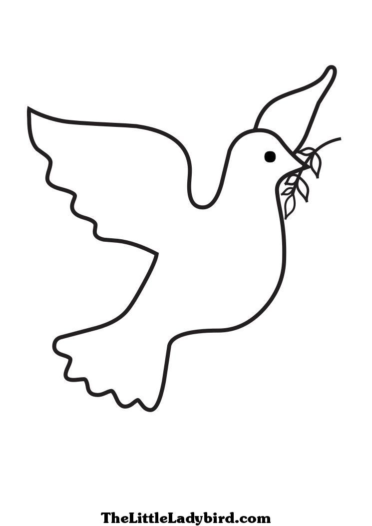 Flock Of Birds coloring #12, Download drawings