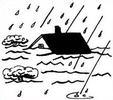 Flood clipart #10, Download drawings
