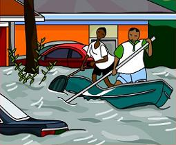 Flooding clipart #18, Download drawings