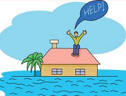 Flood clipart #2, Download drawings
