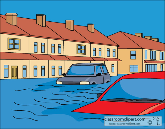Flooding clipart #7, Download drawings