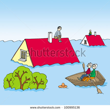 Flood clipart #4, Download drawings