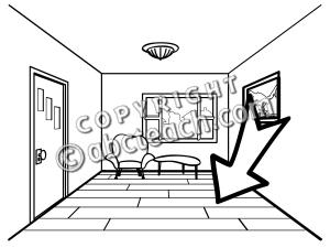 On Floor coloring #19, Download drawings