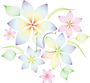 Florais clipart #13, Download drawings