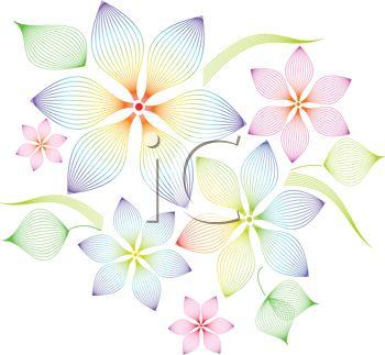 Florais clipart #13, Download drawings